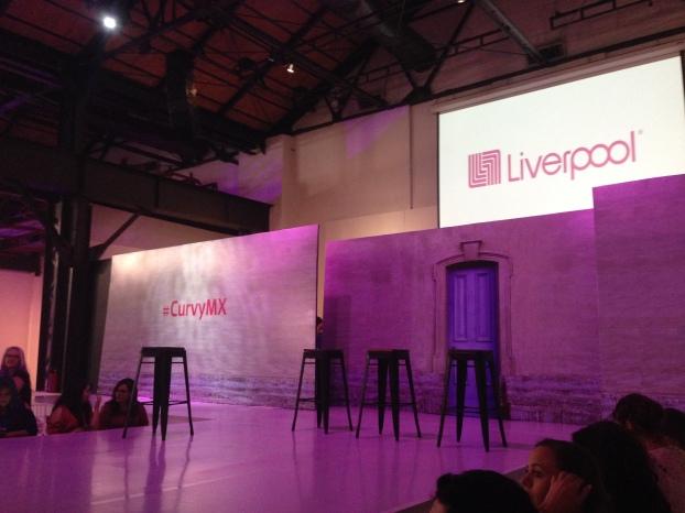 El escenario